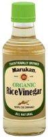 Marukan Vinegar Organic Rice Vinegar -- 12 fl oz - 2 pc