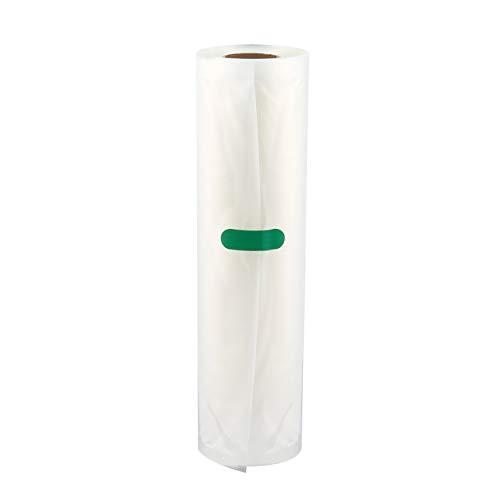 YXDS Bolsa de envasado al vacío de Alimentos para el hogar para Alimentos al vacío Bolsa de Carga Larga de Mantenimiento Fresco 12/15/20/25 / 28cm * 500cm 1 Rollo