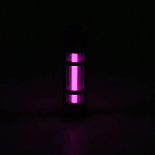 Llavero de Tubo de luz Fluorescente de 25 años