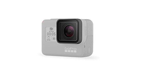 GoPro AACOV-001 - Repuesto de Lente Protectora para GoPro Hero5 Black, Color Negro y Claro