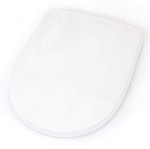 Pressalit Delight WC-Sitz weiß, mit Absenkautomatik, 492000D02999, passend zu Villeroy & Boch Subway I (660010)