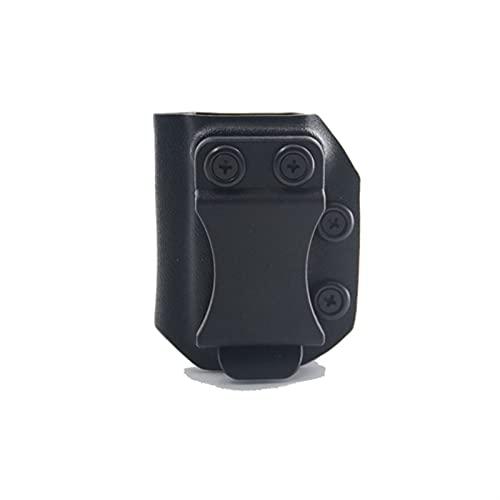 LIUZHENQIANG Lzqiang Dentro de la Cintura Kydex Holster Magazines mag Carrier Portador para Taurus G2C 9 mm .40 Puerto de Cargador de Calibre Oculto (Color : G2C mag Holster)