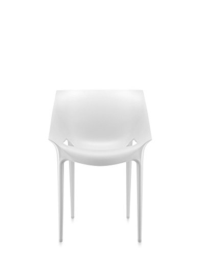 Kartell Dr. Yes Chaises, Blanc, 54.5 x 53 x 82 cm