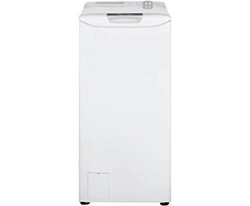 Candy CST G384D-S Waschmaschine Toplader, 8 kg, 1400 U/Min, A+++