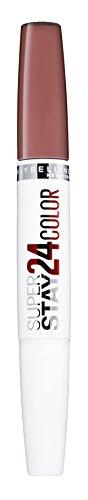 Maybelline Superstay 24H Lippenstift Nr. 444 Cosmic Coral, farbintensiver, flüssiger Lippenstift...
