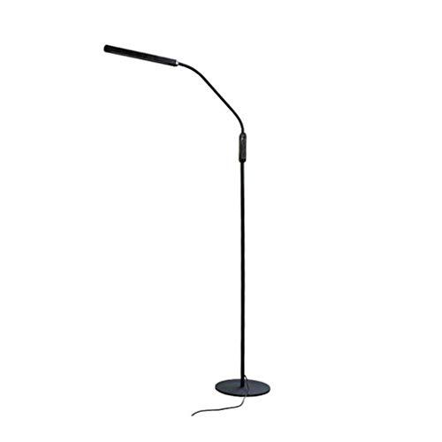 JBP Max staande lampen, woonkamerlamp, led-vloerlamp, verticale oogbescherming, piano lamp-44