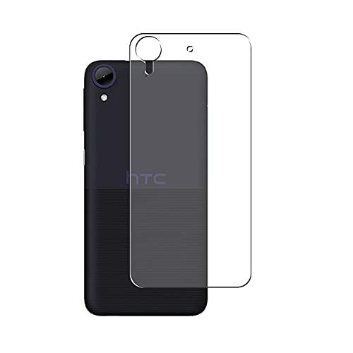 Vaxson 2 Stück Rückseite Schutzfolie, kompatibel mit HTC Desire 650, Backcover Skin TPU Folie Haut [nicht Panzerglas Bildschirmschutzfolie Hülle Hülle ]