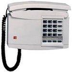 FMN B122plus schnurgebundenes Wand-Telefon lichtgrau