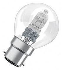 Orbitec. Eco Halogenlampe 230-240v 42w 2900k B22d. Entspricht 60w.