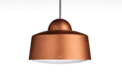 BEST Hostaria Inselhaube/Aluminium Lackiert/Kupfer/Ø 50 cm (BHS56302SA)