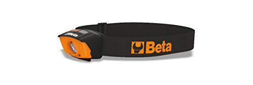 Beta 1836A Lampada Frontale a LED, con Doppia Luminosità e Sensore ON/OFF Contactless