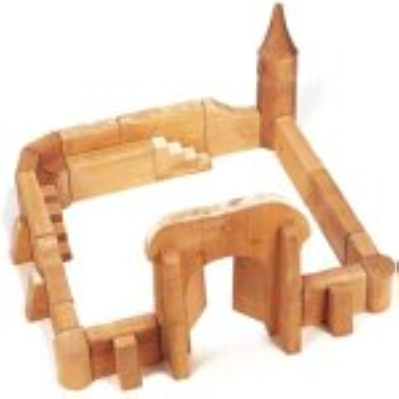 Ostheimer 2670 Burg, 24-teilig (Grundset), 24 Teile B00030MJQK Niedrige Kosten   | Umweltfreundlich