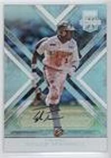 Taylor Trammell (Baseball Card) 2016 Panini Elite Extra Edition - Autographs #35