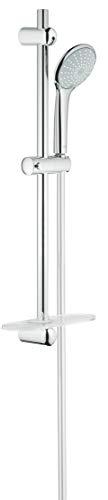 Grohe Euphoria 110 Duo - Conjunto de ducha (600mm) con dos tipos de chorro (Ref. 27230001)
