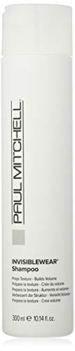 Paul Mitchell Invisiblewear Shampoo - Volumen Haar-Pflege für mehr Fülle und Struktur, stärkendes clarifying Shampoo für alle Haartypen, 300 ml