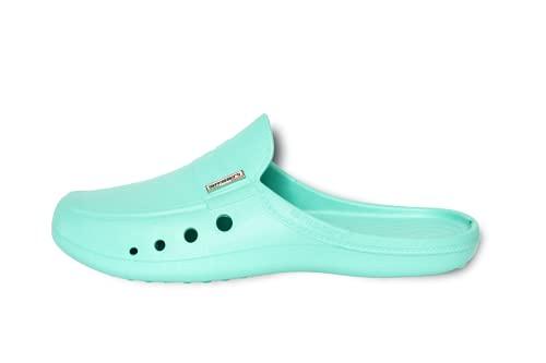 Grissini-Shoes - Mule - À mémoire de Forme - Turquoise 37/38
