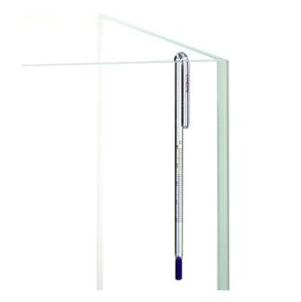 Landen Hang On Thermometer, Clear, 6mm (G-6C)