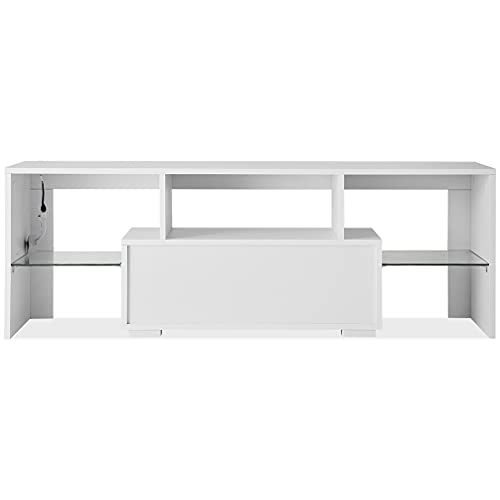 BESPORTBLE TV Stand Living Room TV Cabinet Furniture