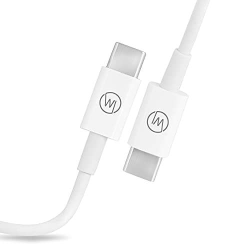 Wicked Chili 1m Cable USB C a USB-C COB Carga rápida (3A...