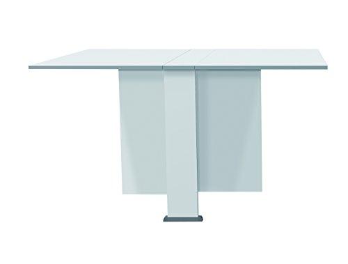 Suarez Mesa de Cocina Swing, 1 Unidad, Color Blanco (K200-B)