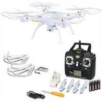 Carson X4 Quadrocopter 360 FPV, WIFI 100% RTF