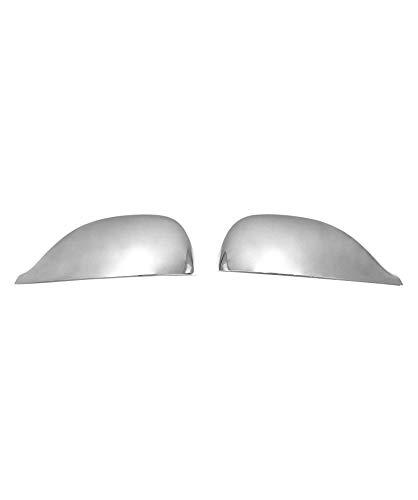 PICFA Plástico ABS Cubierta para Espejo Retrovisor Izquierda y Derecha Exterior para VW Transporter Multivan Caravelle California 16-19