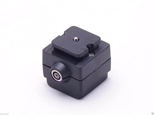 MTGJFDDFO SC-6 Flash Hot Shoe Adapter Fit para Sony, para FIT KONICA...