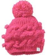 Hat for Girl one Size Liliya Collection Pink