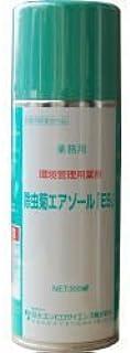 除虫菊エアゾール「SES」 300ml 天然成分配合殺虫剤