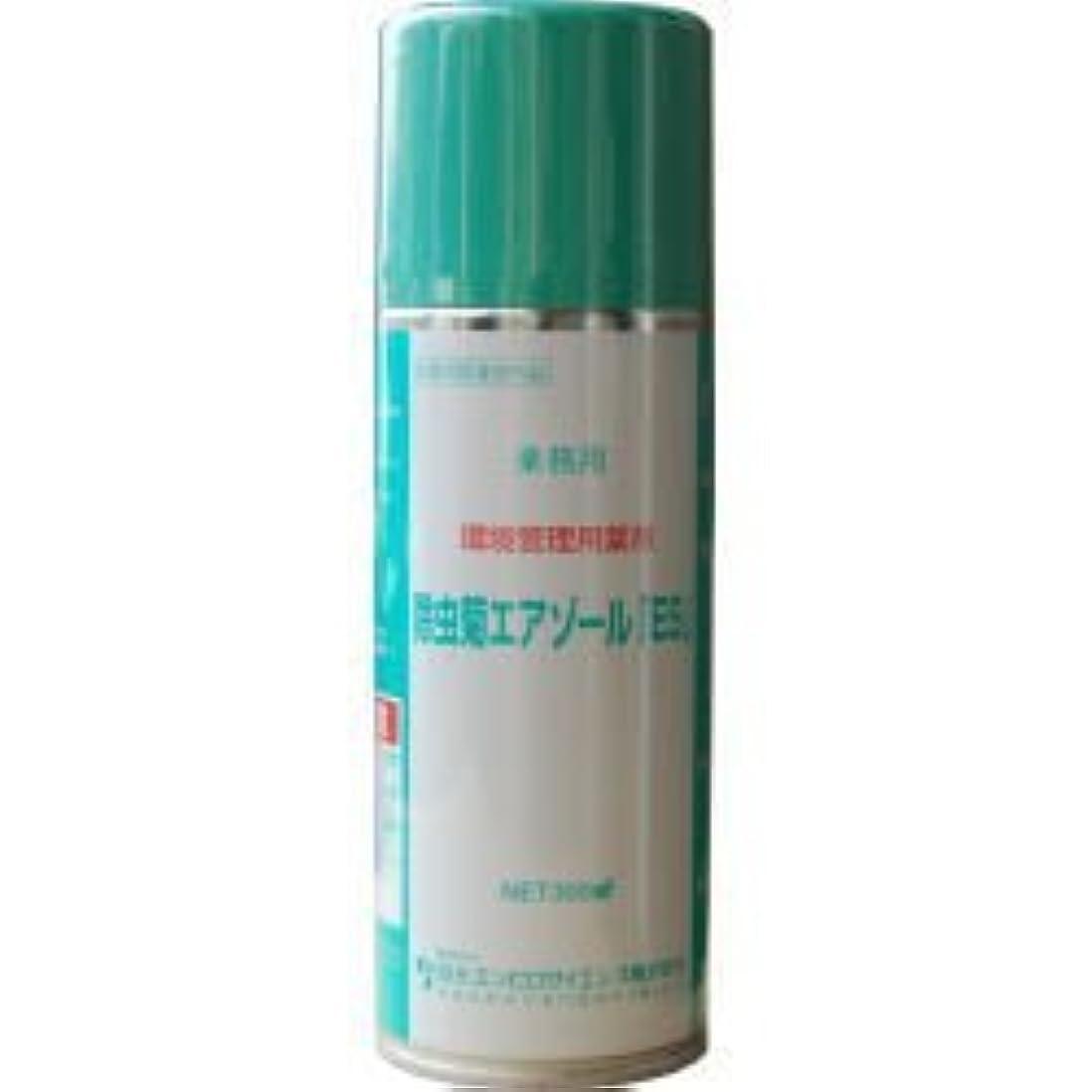 ストレスの多い可動チャンス除虫菊エアゾール「SES」 300ml 天然成分配合殺虫剤