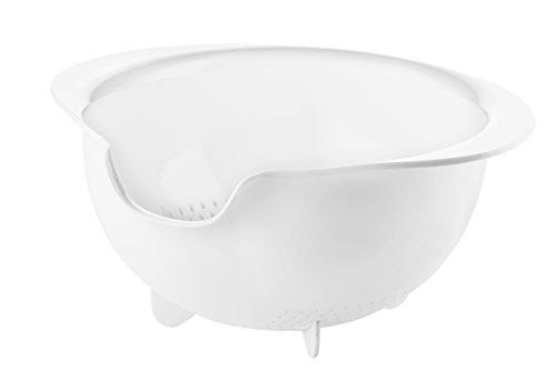 Guzzini Scolatutto Versa Facile All-In Kitchen Active Design, Bianco, 29.5 x 25.5 x h12.5 cm