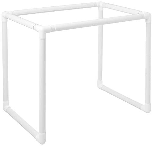 Q-Snap Floor Frame, White