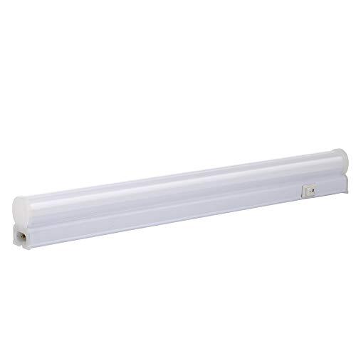 LightED T5 LED stekkerdoos met schakelaar oppervlak, 8 W, wit, 564 x 36 x 22 mm