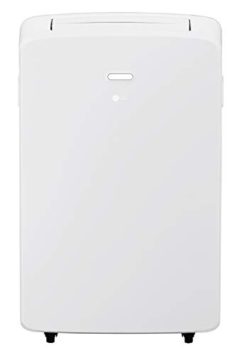 LG LP1017WSR 115V White Portable Air Conditioner, Rooms up to 300 Sq. Ft