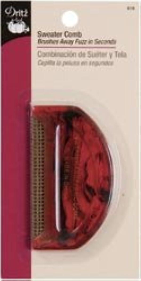 Bulk Buy: Dritz Sweater Comb 619 (3-Pack)