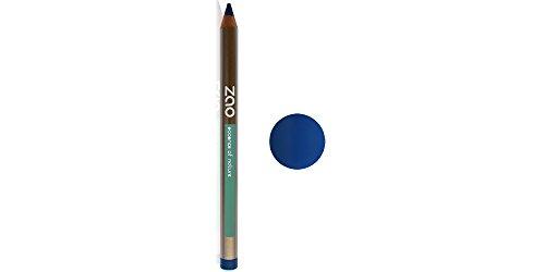 ZAO Holzstift 605 nachtblau dunkelblau Kajal Eyeliner Konturenstift (bio, Ecocert, Cosmebio,...