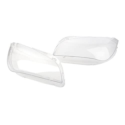 Cubierta de lente para faro Fit For BMW X1 E84 2008-2015 Lente Del Faro Faros Delanteros Pantallas De Lámparas Faros Delanteros Faros Delanteros Laterales Lente Transparente Carcasa De Plástico Cubier