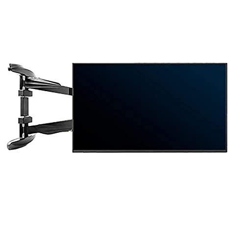 CCAN Soporte de Montaje en Pared para TV con inclinaciones giratorias para televisores de 32-75 Pulgadas Monitores MAX VESA 400x400, Soporte de Pared para TV Beautiful Home