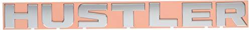 SUZUKI(スズキ) 純正部品 ハスラー エンブレム HUSTLER [クロームメッキ] AA9D99000-99097-H01