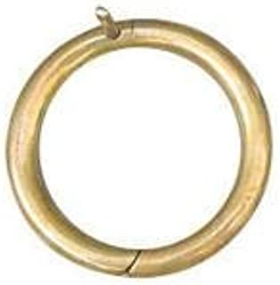 "Screw Bull Cow Cattle Nose Ring Brass 3.5/"" Show Halter Farm Animal Veterinary"