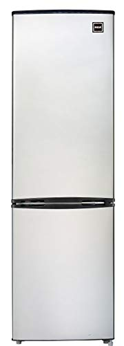 Igloo FR9211 9.2 Cubic Foot Fridge with Bottom Mount Freezer, Auto Defrost