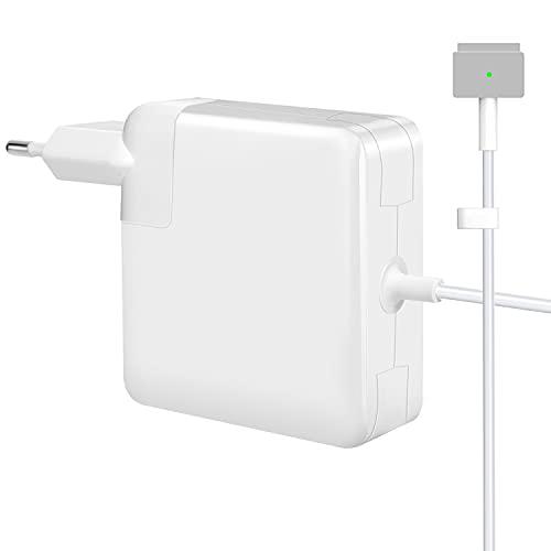 Compatible con cargador Mac Book Pro 85W para Mac Pro Retina 13' 15' 17'-Pulgadas, mediados de 2012/2013/2014/2015, pantalla Mac Retina Funciona con los sistemas MS2 de 45W, 60W y 85W.
