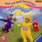 Teletubbies, je 1 CD-Audio, Tl.3, Spiel u und Spaß-Geschichten, 1 Audio-CD (Teletubbies (Musik + Video))