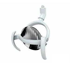 Hot Dental CX249-21 - Lámpara de luz LED oral, reflectante, suave y quirúrgica clínica