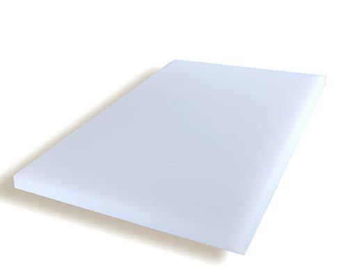AIRAM HOME Tabla para picar grande 50cm x 30cm x 2.5cm,...