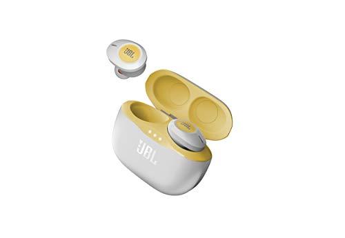 [$61.61] JBL TUNE 120TWS - True Wireless in-Ear Headphone - Yellow  2