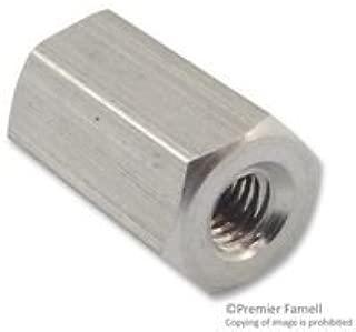 Nylon 6.6 M3 DURATOOL D01497 Standoff Hex Male-Female D014 Series 12 mm Polyamide 6.6