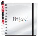 fitbook JUNIOR : nutrition et entraînement Journaux de bord