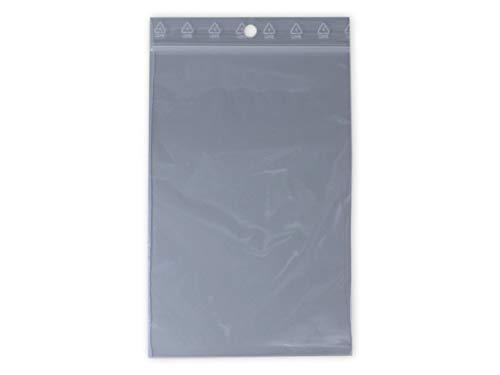 500 zip bolsas de cierre 100 x 150 mm 10 x 15 cm de grado alimentario bolsas, de muestreo - con las normas europeas - 50 micras
