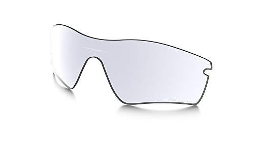 Oakley AOO9051LS Radar Path Sport Replacement Sunglass Lenses, Black Clear Iridium Photochromic, 33 mm